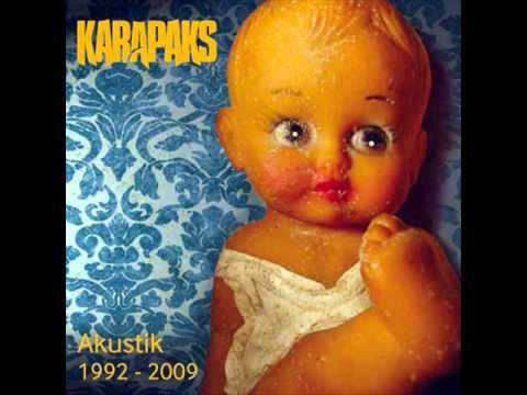 Karapaks - Akustik 1992   2009 - Kan Kokusu