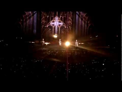 Madonna, Intro - Gregorian Chant Virgin Mary