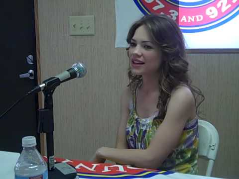 Rebecca Herbst from General Hospital    Stagecoach 2009