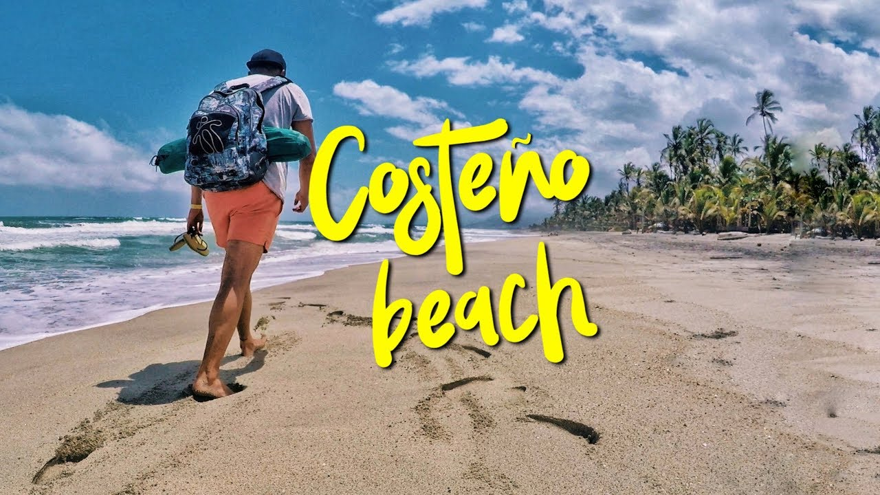 COSTEÑO BEACH  - COLOMBIA
