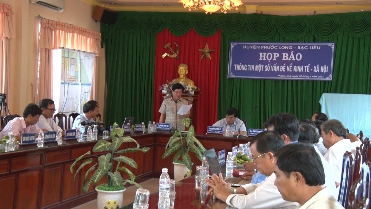 Bạc Liêu giải quyết cơ bản việc nợ đọng kéo dài do xây dựng nông thôn mới tại huyện Phước Long