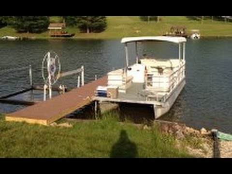 Diy Dock Build Detailed Instructions On How To Build A