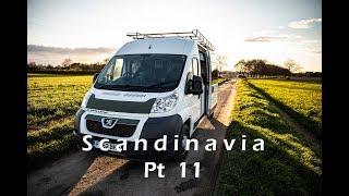 Pt 11, All good things must....Scandinavia adventure in our DIY camper