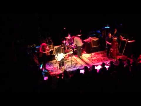 Steve Earle and The Dukes at Music Hall at Williamsburg