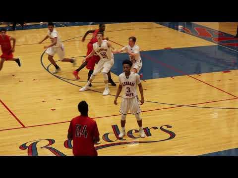 Glenbard South High School host East Aurora High School *Sophomore* Boys Basketball