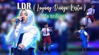 Download lagu LDR( Layang Dungo Restu ) SAFA BRILLIANT SULTAN MUSIC JUNIOR