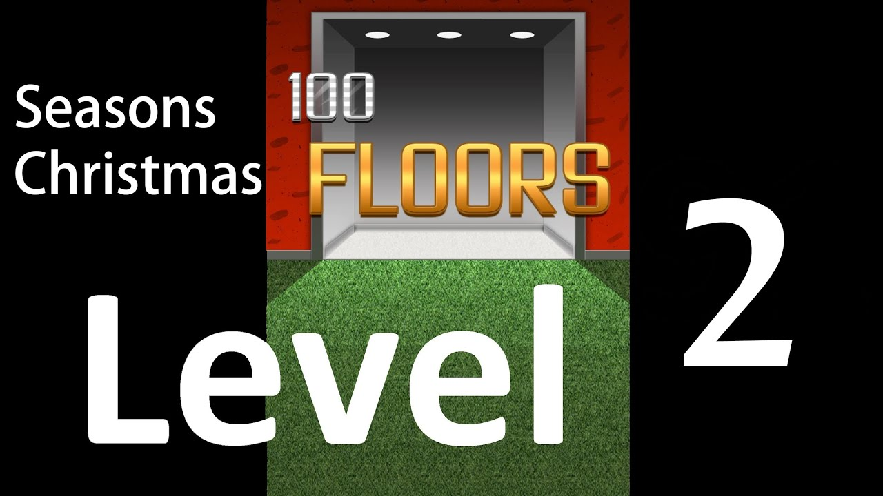 100 Floors Level 2 Christmas Special Seasons Tower Solution ...