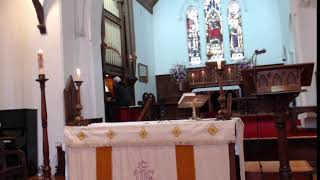 Holy Communion 9th May
