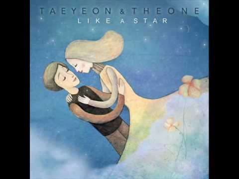 Like A Star romanized  -Taeyeon & The One