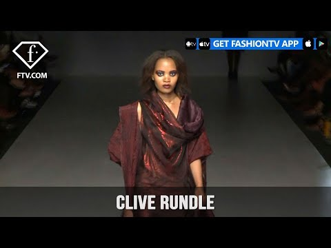 South Africa Fashion Week Fall/Winter 2018 - Clive Rundle | FashionTV