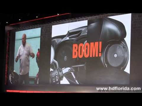 2014 Harley Davidson Project Rushmore Motorcycle Parts & Accessories - Overview