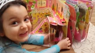Zehra bugün sizin için perili bir saray seçti. Eğlenceli bir tanıtım.