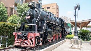 中国 上海鉄路博物館&上海音像城