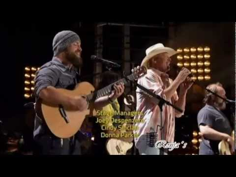 Zac Brown & Alan Jackson -