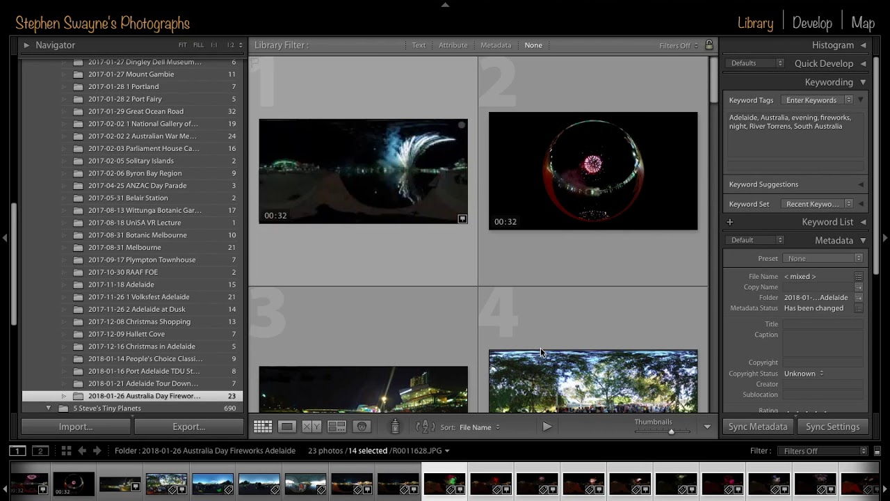 360 Equirectangular Image Workflow Tutorial