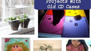 50 Amazing Creative Projects with Old CD Cases