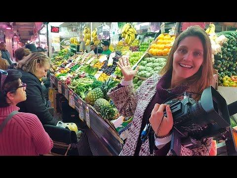 Mi cámara y yo: Del mercado al mercadillo