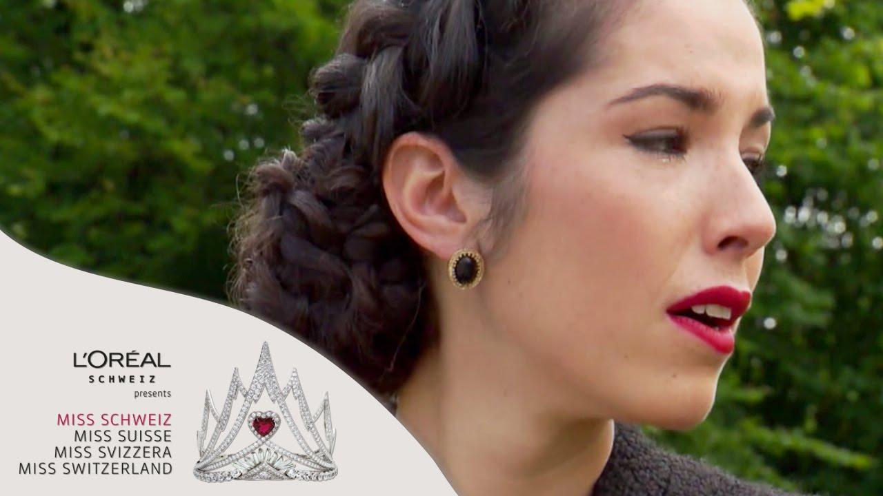 Miss Schweiz Wahl 2015 | Lauriane Sallin im Altersheim | SAT.1 Schweiz