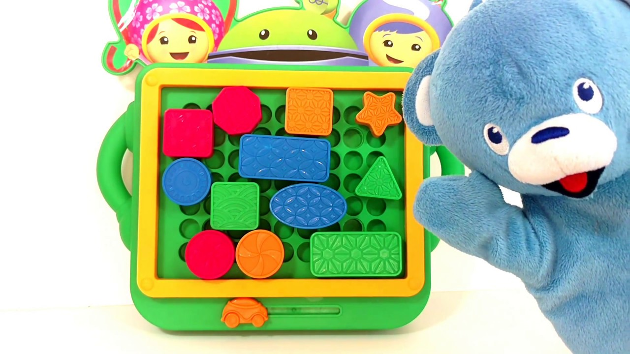 Learn COLORS And SHAPES TOY-Preschool Learning -Kids Fun Learning ...