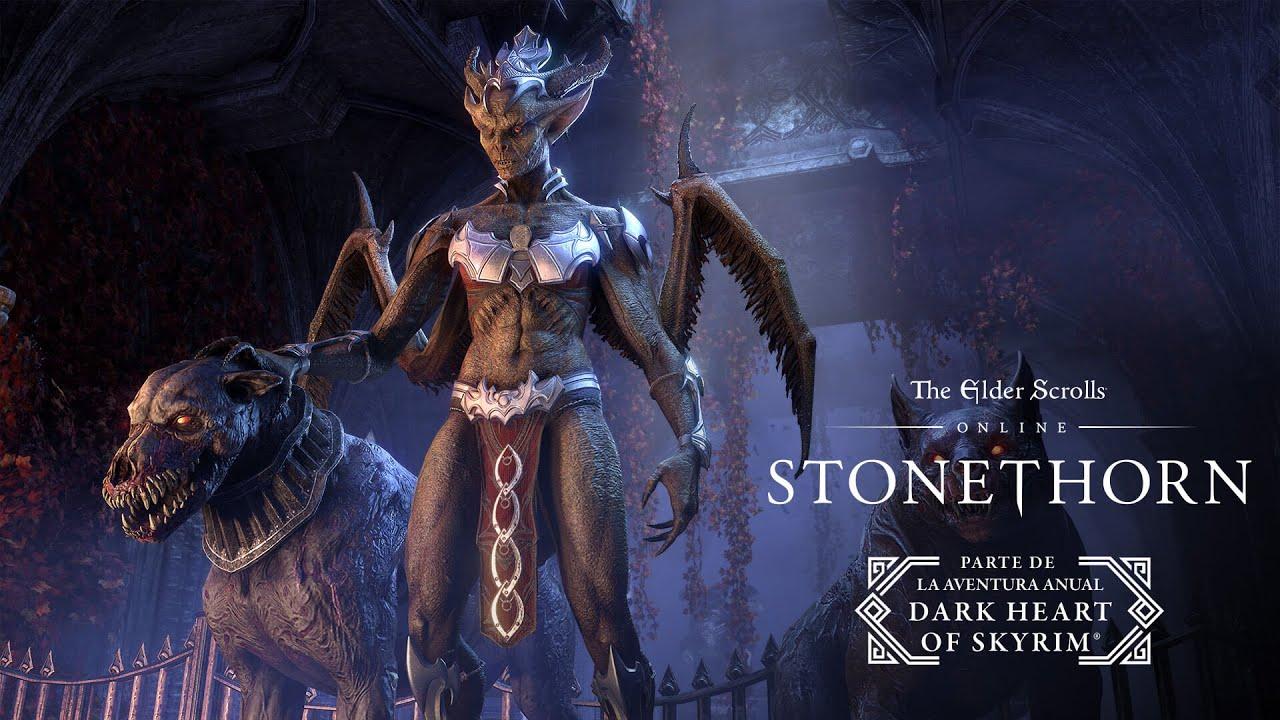 The Elder Scrolls Online: Stonethorn - Tráiler de Gameplay