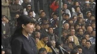 国歌独唱/第82回選抜高校野球大会 thumbnail