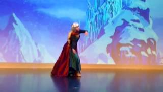 'Let It Go'  FROZEN  Ballet For The Young 2015