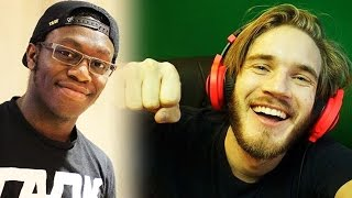 YouTuber ATTACKED on VIDEO! PewDiePie, SkyDoesMinecraft RANT, ComedyShortsGamer, UberDanger