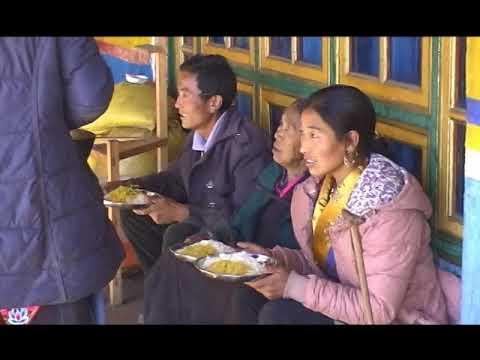 Kyidong Traditional Wedding Ceremony in Tibet 1