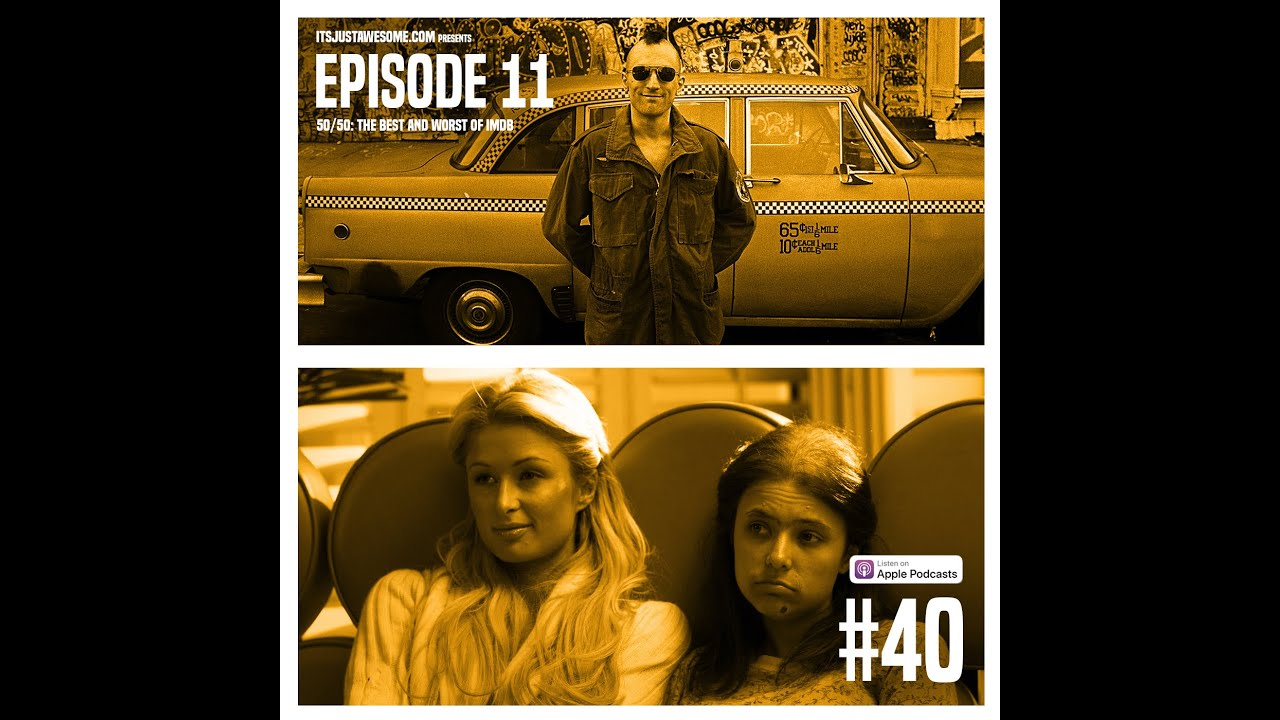 Download 50/50 Episode 11: Taxi Driver and The Hottie & the Nottie