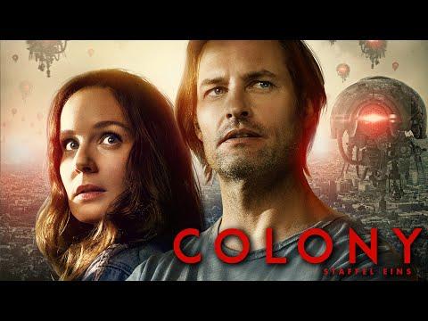 COLONY – Staffel 1 | Trailer Deutsch German