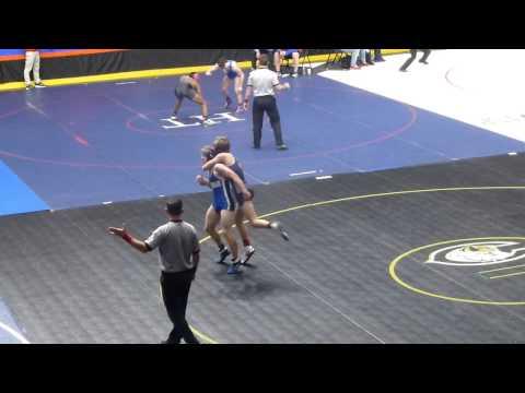 Charlie Rogers, Woodmont vs. Josh Blanton, Central Academy NC
