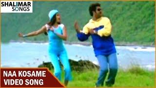 Naa Kosame Video Song || Subbu Telugu Movie || NTR Jr, Sonali Joshi || Shalimar Songs