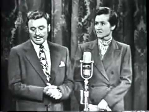 Jack Benny Show Meets You Bet Your Life