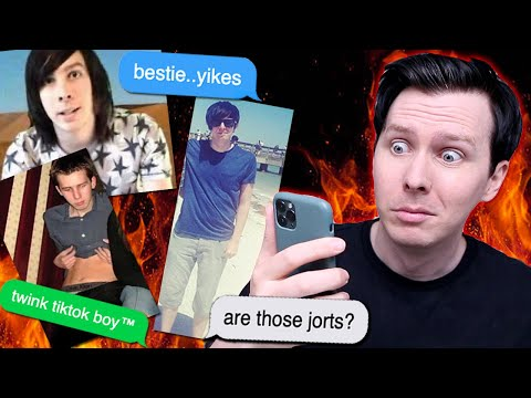 Viewers ROAST my outfits!