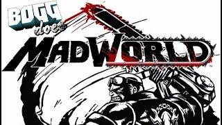 Wii U Wednesday! We finish Sega's Hack and Slash game MadWorld!