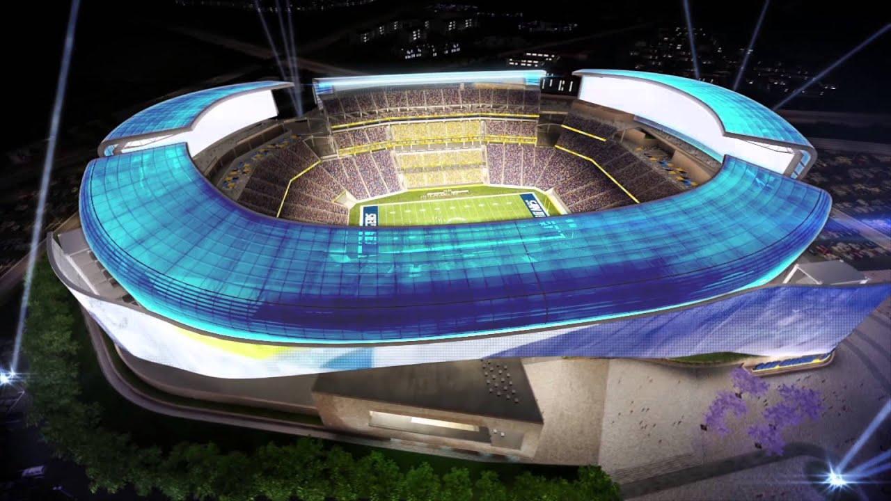 San Diego S Latest Stadium Renderings Youtube