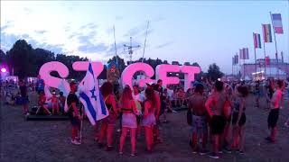 Sziget 2017 Budapest - Hungary - Travel by my own