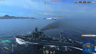 Dozkoz и World of Warships. 6 стрим.