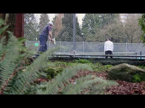 Stanley Park Tennis Courts Vancouver BC Canada-Tennis Tourist