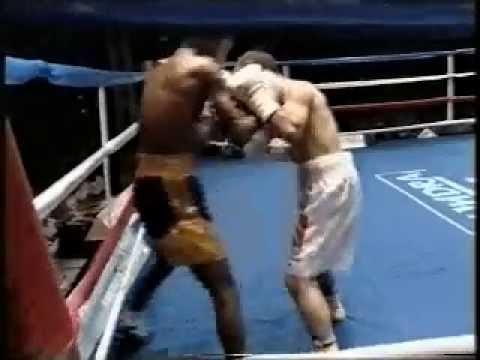 Campeonato mundo WBO jorge mata vs reinaldo frutos Palma de Mallorca 2002