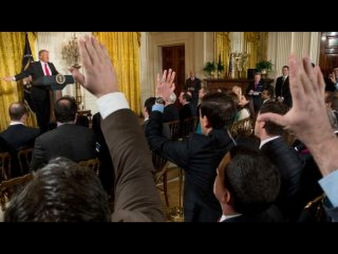 President Trump: Media dishonesty is out of control