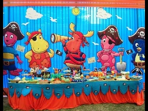 30 decoraciones para fiestas infantiles youtube