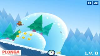 OUTRUN THE AVALANCHE AND GET THOSE USELESS COINS!   Avalanche King