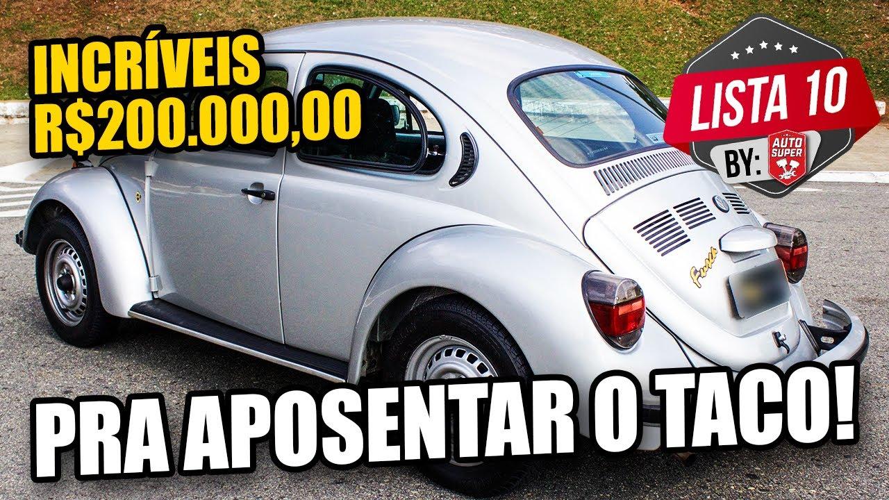 10 CARROS PARA O TACO DO FILIPE SE DEMIIR DA AS, SÓ OS MAIS POLÊMICOS! (by inscritos)