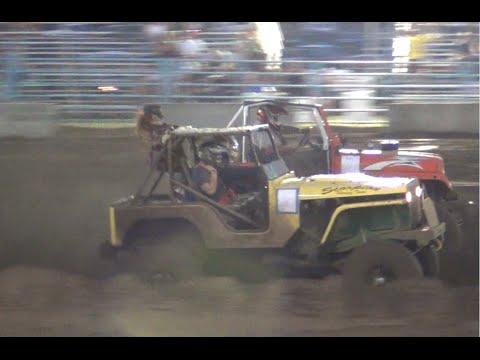 Mud Drags 4X4 @ Hillsboro,Oregon 2014