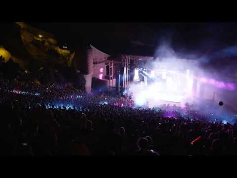 Pretty Lights Red Rocks 2015 Day 2 - Part 1