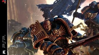 Warhammer 40,000: Squad Command [PSP] GamePlay #1