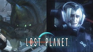 LOST PLANET EXTREME CONDITION All Boss Fights