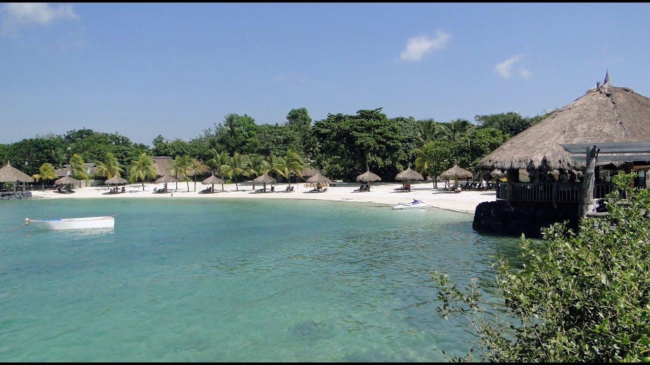 Maribago Bluewater Beach Resort Spa Hotel Mactan Island Phillipines In Hd
