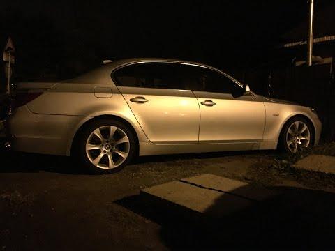 BMW E60 Небольшой ремонт подвески